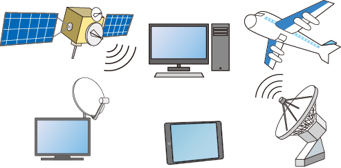 various fields conveniently including telecommunication and control of electronic equipment